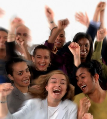 2000 --- Happy People --- Image by © Royalty-Free/Corbis